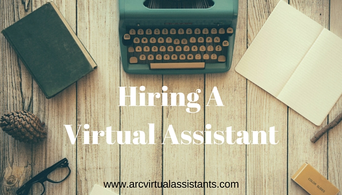 Hiring a Virtual Assistant