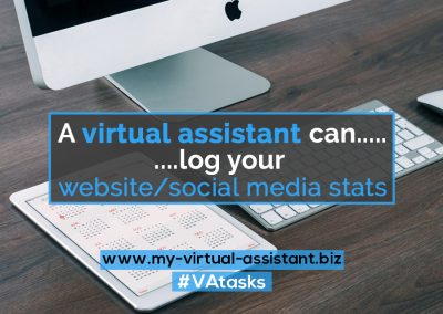 Virtual Assistant Tasks 24