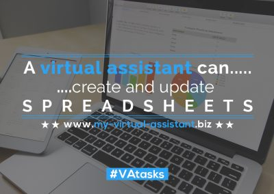 Virtual Assistant Tasks 43